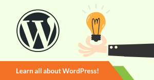 get to know wordpress