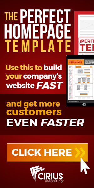Perfect Homepage Template