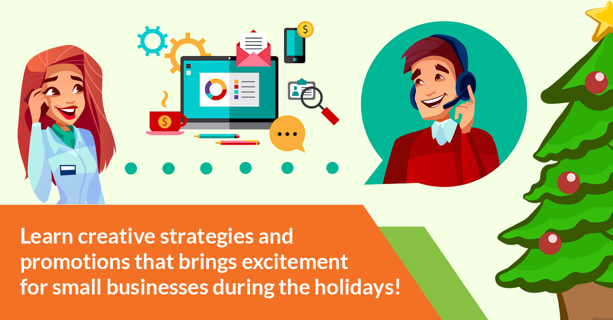 Holiday marketing for small businesses