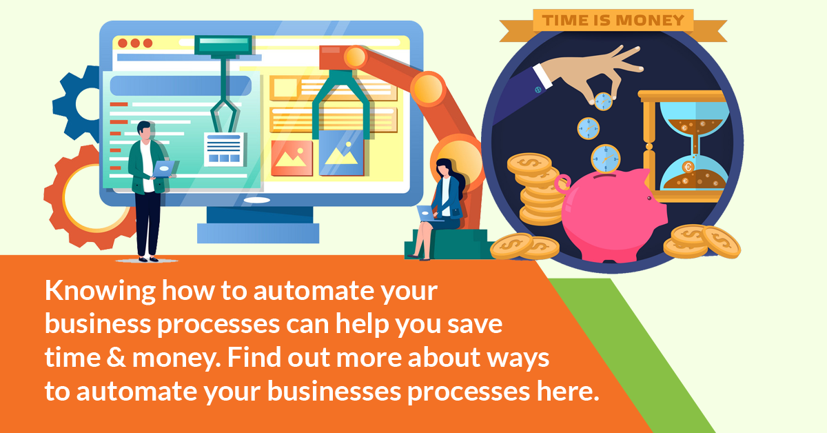 automate your business processes