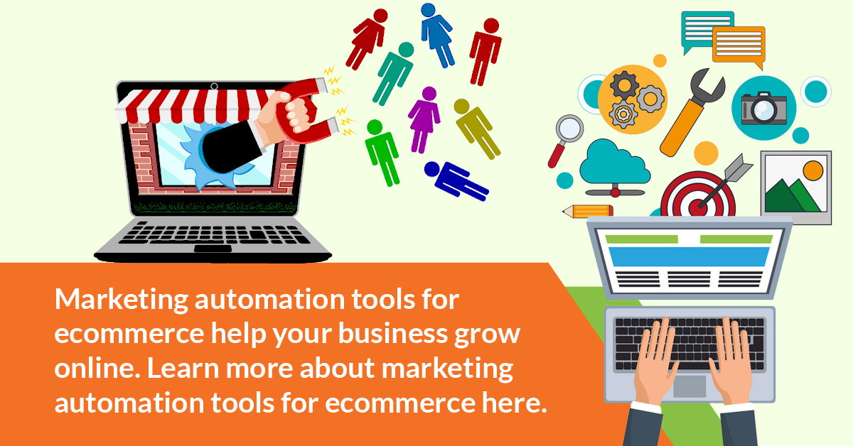 marketing automation tools for ecommerce