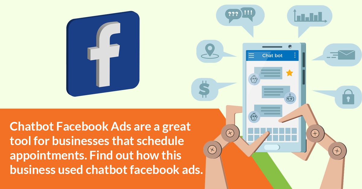 Facebook chatbot marketing